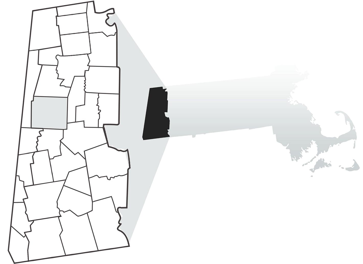 Berkshire Map